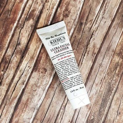 Kiehl's Ultra Facial Cleanser 30ml (Trial Size)