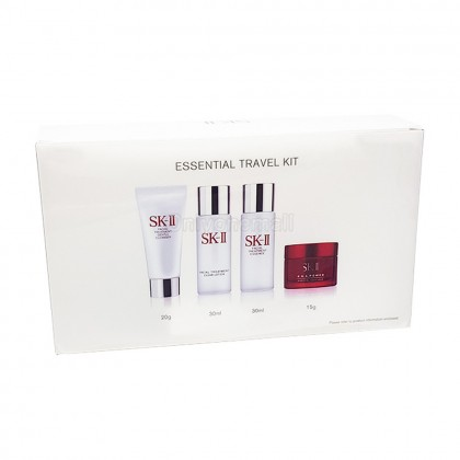 SK-II Essential Travel Kit (4 items with box)