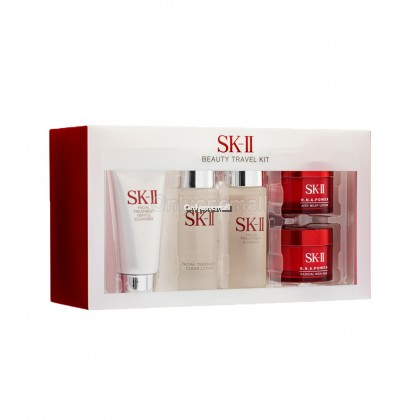 SK-II Beauty Travel Kit (9 items with box)