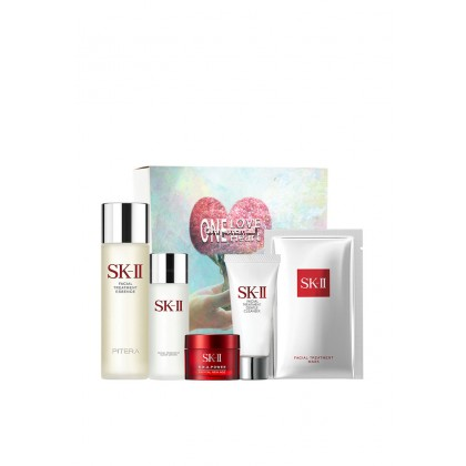 SK-II R.N.A. Power with Essence 75ml Set 1 (5 items)