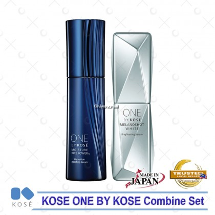 KOSE ONE BY KOSE Combine Set 1 (2 items FREE Sample Gift)