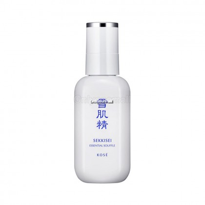 Kose Sekkisei Essential Souffle 140ml (With Free Gift)