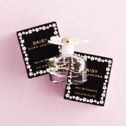 Marc Jacobs Daisy EDT 4ml (Miniature size)