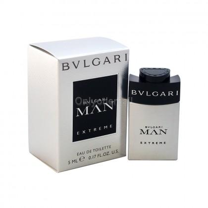 Bvlgari Man Extreme EDT 5ml (Miniature Size)