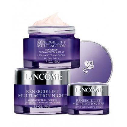 LANCOME Rénergie Multi-Lift Rederining Lifting Night Cream 15ml (Face & Neck)