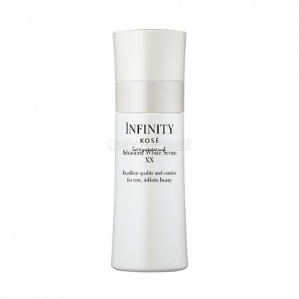 KOSE Infinity Advanced White Serum XX 120ml with Free Gift