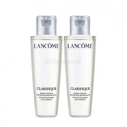 LANCOME Clarifique Refining Enzymatic Dual Essence 50ml x 2