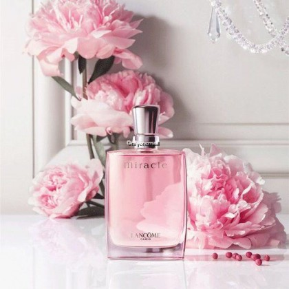 LANCOME Miracle EDP 50ml (With Free Gift)
