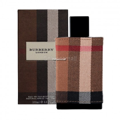 BURBERRY London for Men EDT 100ml (With FREE Gift)