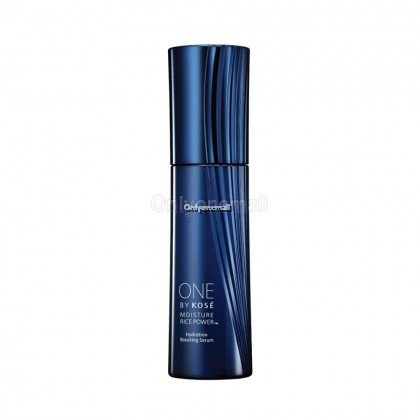 KOSE ONE BY KOSE Moisture Rice Power 120ml (with Free Gift)