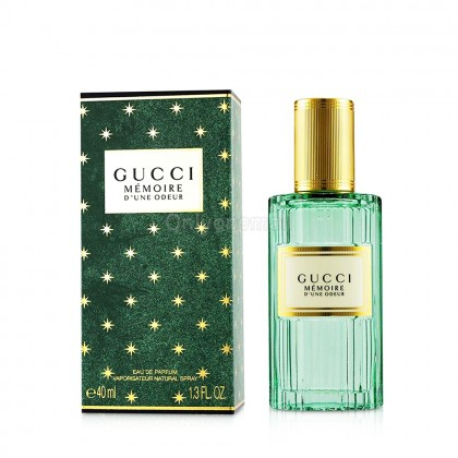 Gucci Memoire D'une Odeur EDP 40ml (With FREE Gift)