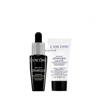 Lancome Advanced Genifique Youth Activating Concentrate 10ml + 5ml (Value Set)
