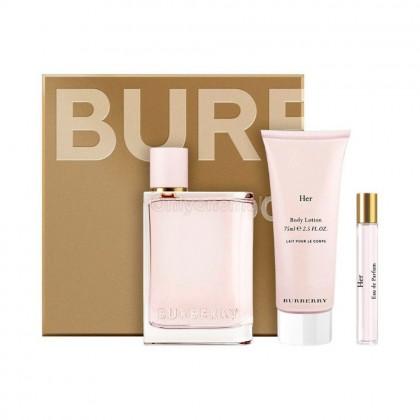 BURBERRY Her EDP 100ml Gift Set