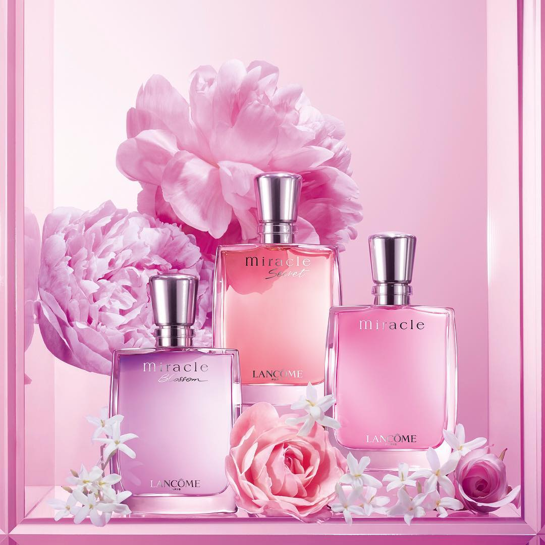 LANCOME Miracle Blossom EDP 50ml (With Free Gift)