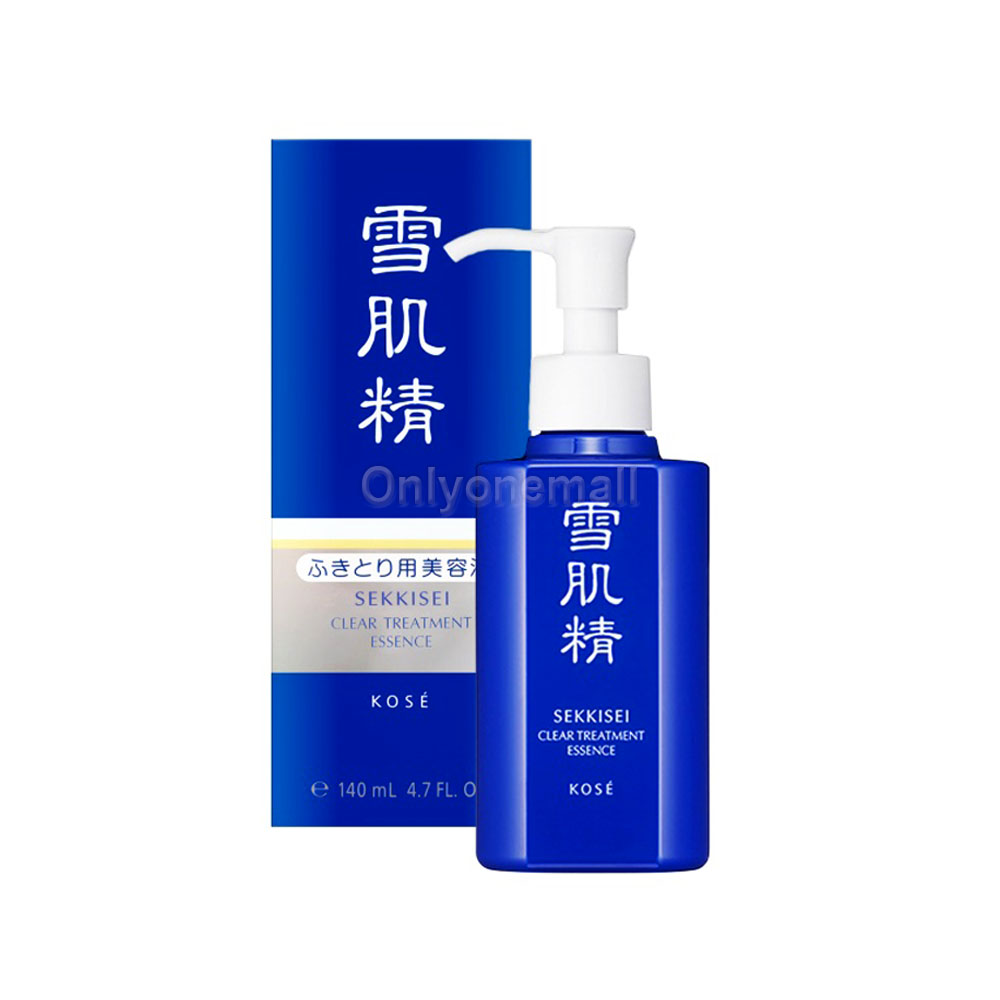 Kose Sekkisei Clear Treatment Essence 140ml (With Free Gift)