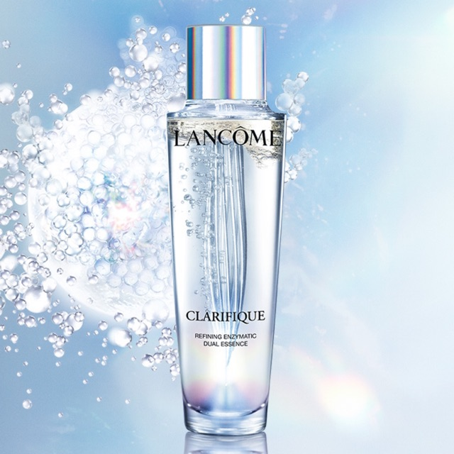 LANCOME Clarifique Refining Enzymatic Dual Essence 150ml (With Free Gift)