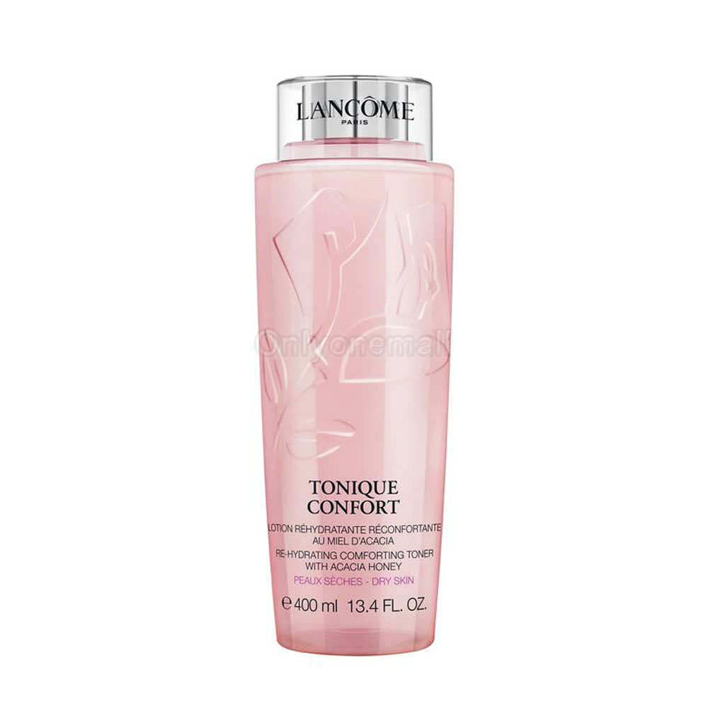 LANCOME Tonique Confort Softening Hydrating Toner 400ml (With Free Gift)