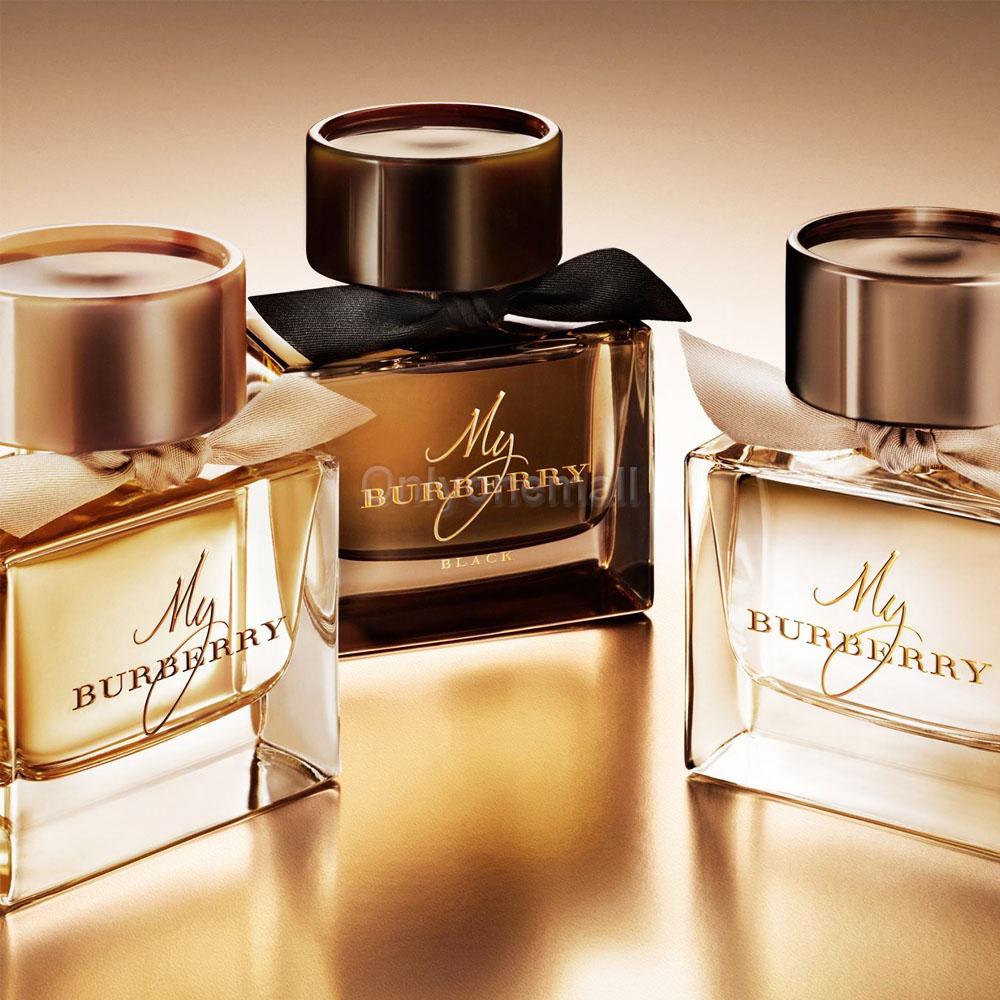 My Burberry Black Parfum 90ml (With FREE Gift)