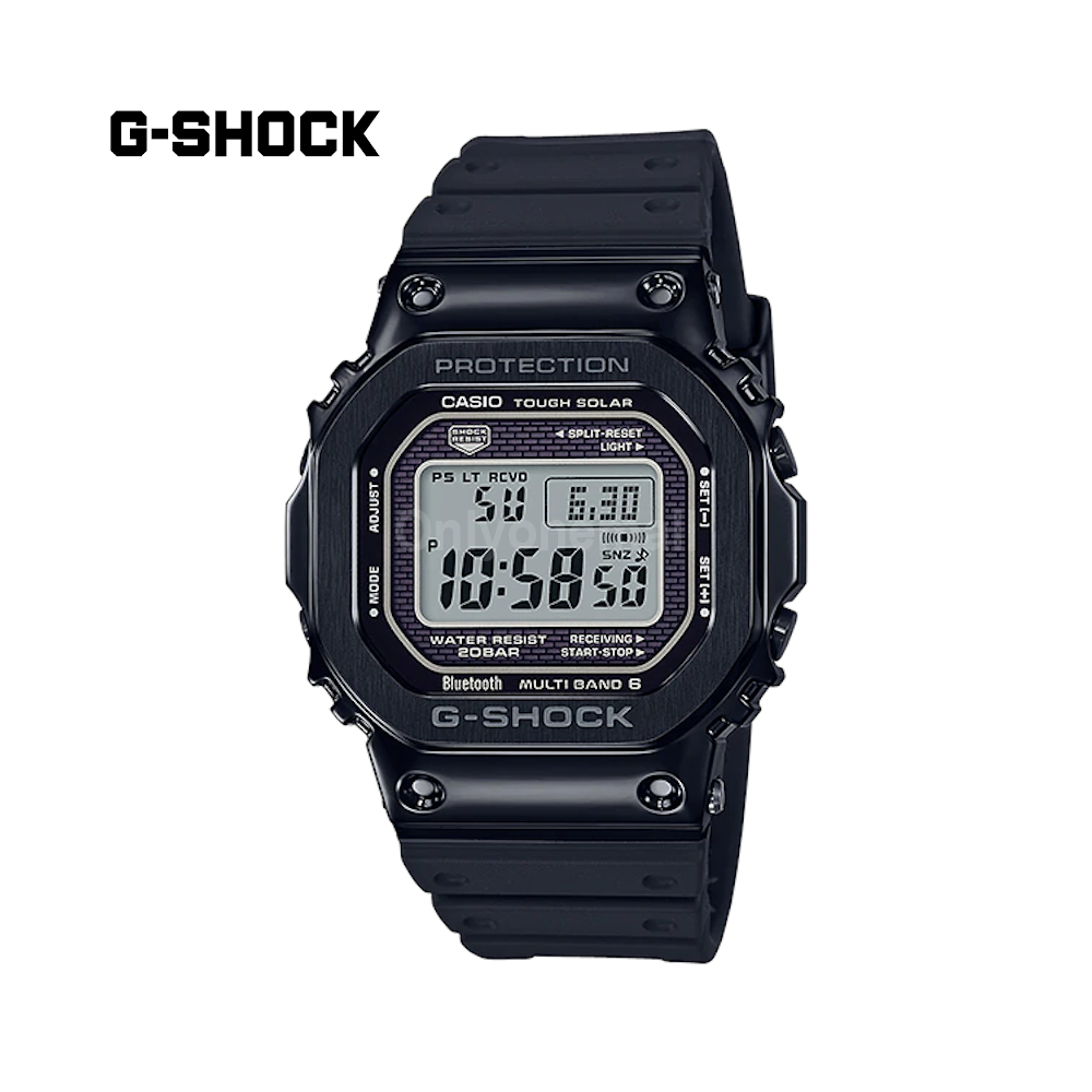 Casio G-Shock GMW-B5000G-1 Resin Band
