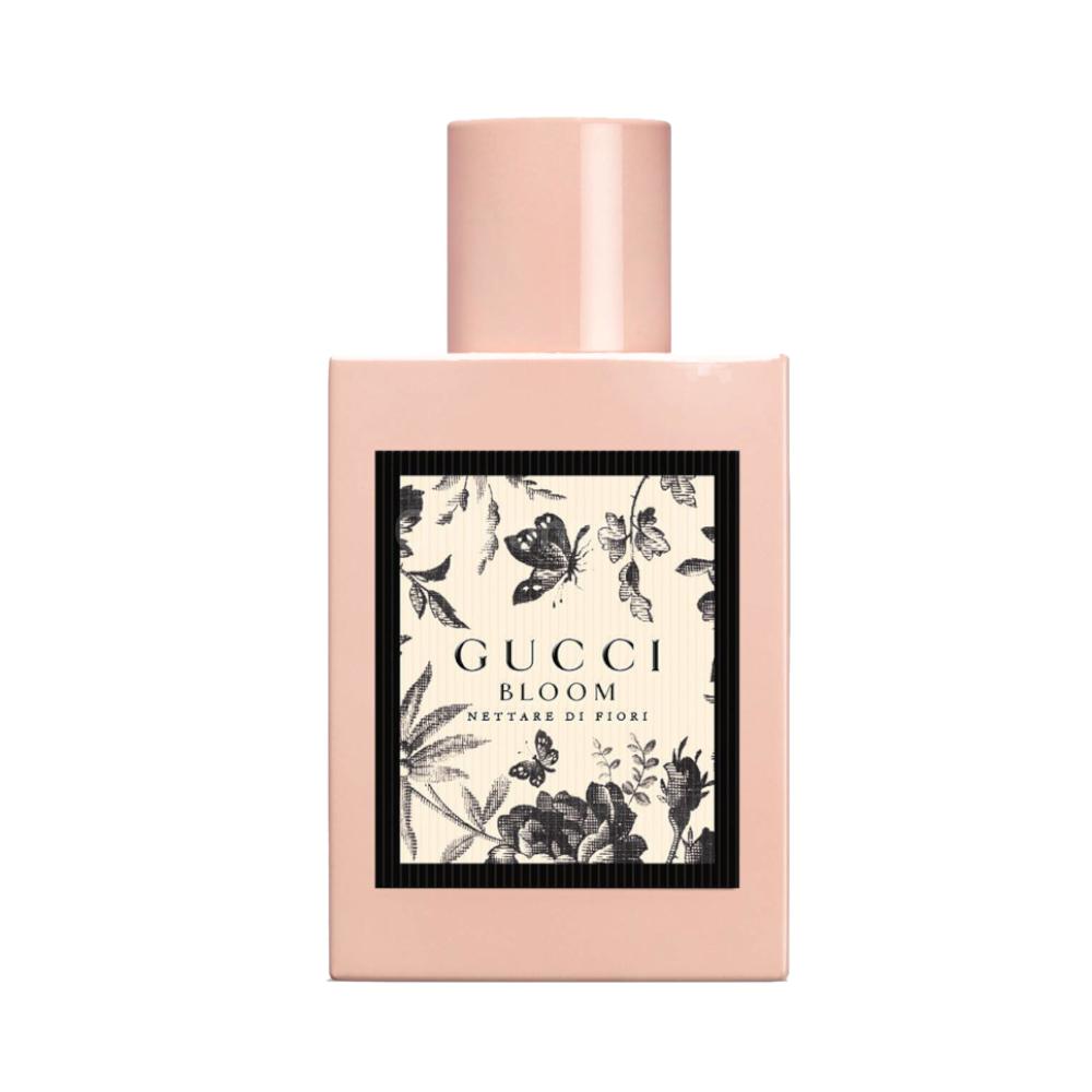 Gucci Bloom Nettare Di Fiori EDP 50ml (With FREE Gift)