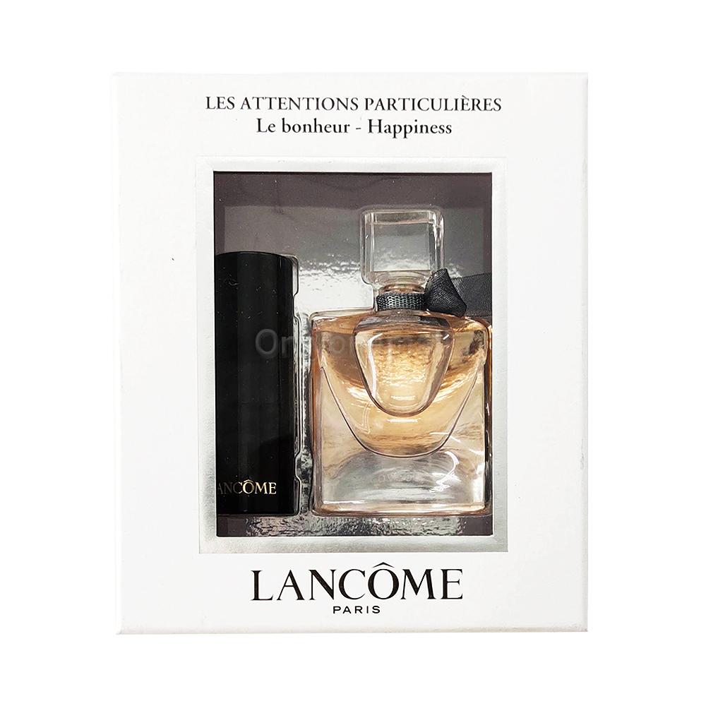 Lancome Happiness Miniature Gift set (Limited set)
